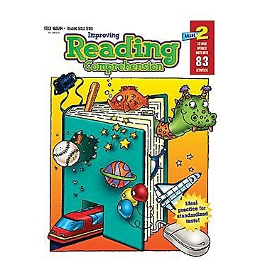 Houghton Mifflin® Improving Reading Skills Comprehension Book, Grades 2nd