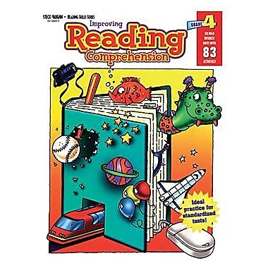 Houghton Mifflin® Improving Reading Skills Comprehension Book, Grades 4th