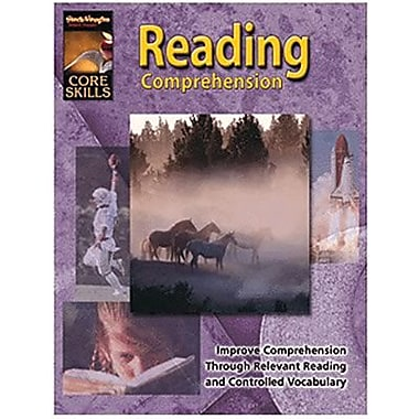 Houghton Mifflin® Core Skills Reading Comprehension Book, Grades 7th