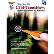 Houghton Mifflin® Test Success Targeting The CTB/Terranova Book, Grades 4th