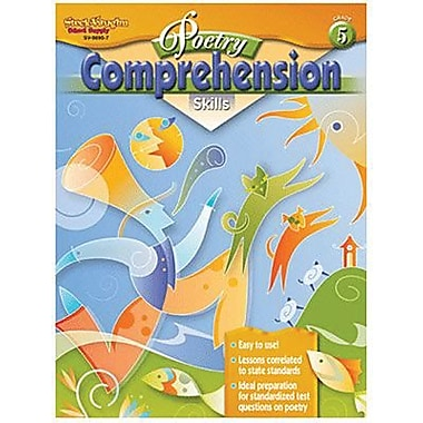 Houghton Mifflin® Poetry Comprehension Skills Book, Grades 5th