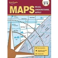Houghton Mifflin® Maps Read, Understand, Apply Student Edition Book, Grades 3rd
