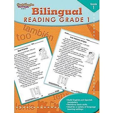 Houghton Mifflin® Comprehension Reading Bilingual Reading Book, Grades 1st
