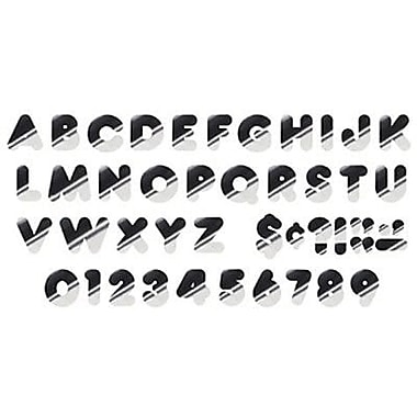 Trend Enterprises® Casual Ready Uppercase Letter, 2