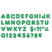 "Trend Enterprises® Ready Uppercase Letter, 2"", Green"