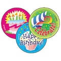 Trend Enterprises® Stinky Stickers, Happy Birthday/Vanilla