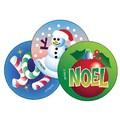 Trend Enterprises® Stinky Stickers, Christmas/Peppermint