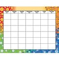 Trend Enterprises® Wipe-Off Monthly Calendar Grid, Four Seasons
