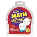 Trend Enterprises® Math Wheel® Flash Cards, Addition and Subtraction