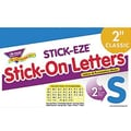 Trend Enterprises® STICK-EZE® 2in. Letter and Mark Set, Blue