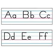 Trend Enterprises® Bulletin Board Set, Basic Alphabet, Zaner-Bloser Manuscript