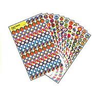 Trend Enterprises® SuperSpots® Stickers, Positive Praisers
