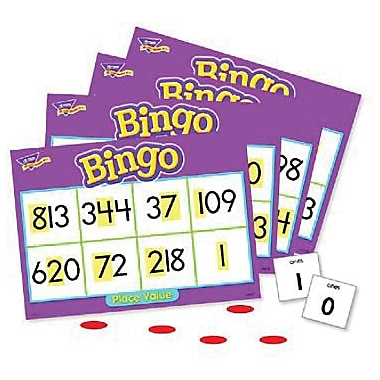 Trend Enterprises® Bingo Game, Place Value