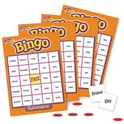 Trend Enterprises® Synonyms Bingo Game, Grades 5th - 8th