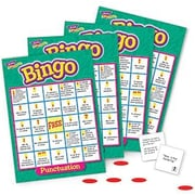 Trend Enterprises® Punctuation Bingo Game, Grades 2nd - 5th