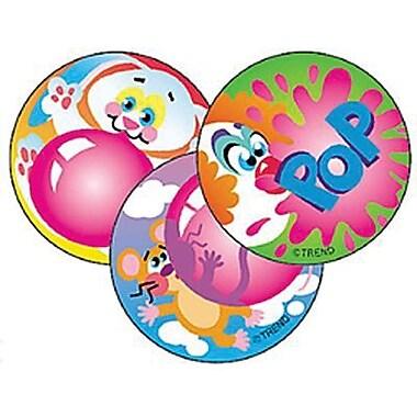 Trend Enterprises® Stinky Stickers, Blowing Bubbles/Bubblegum