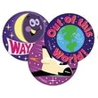 Trend Enterprises® Stinky Stickers, Earth and Space/Grape