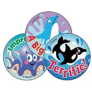 Trend Enterprises® Stinky Stickers, Sea Animals/Blueberry