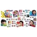 Trend Enterprises® Bulletin Board Set, Five Senses (ENG/SP)