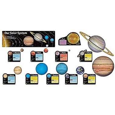 Trend Enterprises® Bulletin Board Set, Solar System