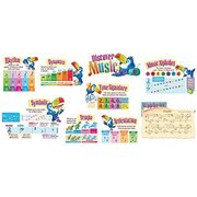 Trend Enterprises® Bulletin Board Set, Discover Music