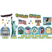 Trend Enterprises® Bulletin Board Set, Patriotic Symbols