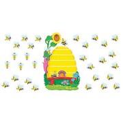 Trend Enterprises® Bulletin Board Set, Busy Bees Job Chart Plus