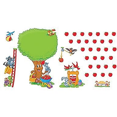 Trend Enterprises® Bulletin Board Set, Apple Tree