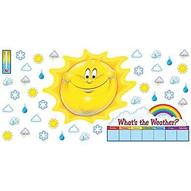 Trend Enterprises® Bulletin Board Set, What's The Weather?