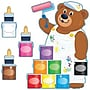 Trend Enterprises� Bulletin Board Set, Painter Bear Job