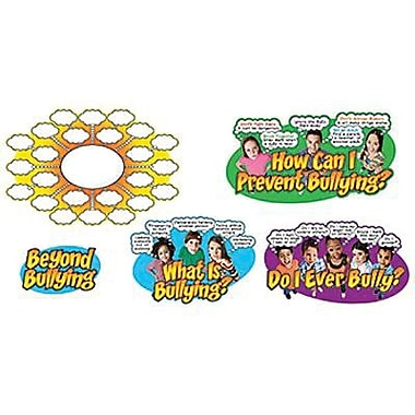 Trend Enterprises® Bulletin Board Set, Beyond Bullying