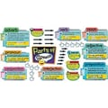Trend Enterprises® Bulletin Board Set, Power Up Parts of Speech