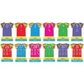 Trend Enterprises® Bulletin Board Set, Razzle-Dazzle Shirts