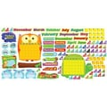 Trend Enterprises® Bulletin Board Set, Animal Friends Yearly Calendars