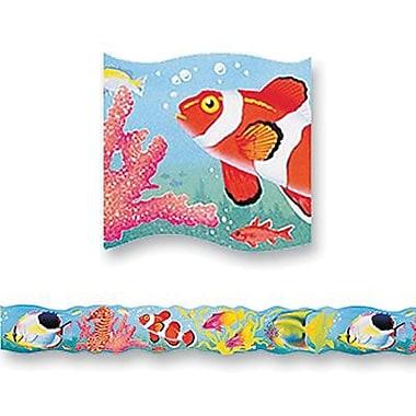 Trend Enterprises® pre-kindergarten - 5th Grades Bolder Border, Tropical Fish