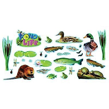 Trend Enterprises® Mini Bulletin Board Set, Pond Life