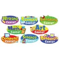 Trend Enterprises® Mini Bulletin Board Set, School Center Signs