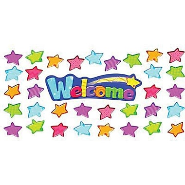Trend Enterprises® Mini Bulletin Board Set, Welcome Stars