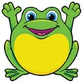 Trend Enterprises® Pre Kindergarten - 3rd Grades Classic Accents, Friendly Frogs