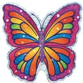 Trend Enterprises® Pre Kindergarten - 5th Grades Classic Accents®, Butterflies Sparkle