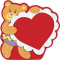 Trend Enterprises® pre-kindergarten - 5th Grades Classic Accents, Valentine Bear