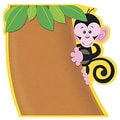 Trend Enterprises® pre-kindergarten - 9th Grades Classic Accents®, Monkey