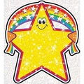 Trend Enterprises® Pre Kindergarten - 3th Grades Classic Accents®, Rainbow Star Sparkle