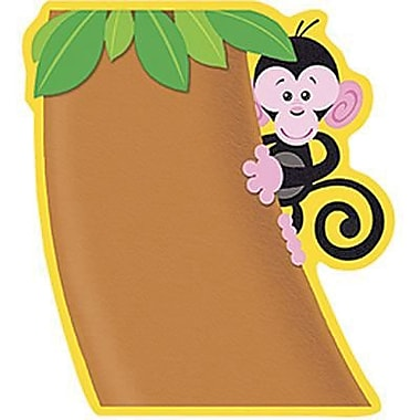 Trend Enterprises® Mini Accents, Little Monkey