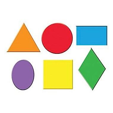 Trend Enterprises® Kindergarten - 2nd Grades Classic Accents, Super Shapes