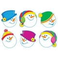 Trend Enterprises® pre-kindergarten - 4th Grades Classic Accents, Smiling Snowmen