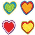 Trend Enterprises® Pre Kindergarten - 9th Grades Classic Accents, Paper Hearts