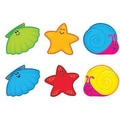 Trend Enterprises® Pre Kindergarten - 4th Grades Classic Accents, Seashore Friends