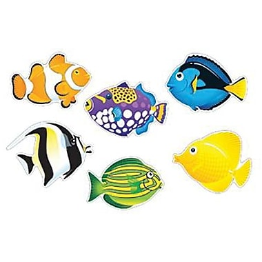 Trend Enterprises® pre-kindergarten - 9th Grades Classic Accents, Fish Friends