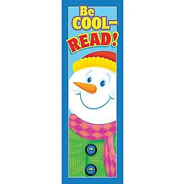 Trend Enterprises® Be Cool Read Bookmark, Grades K - 4th
